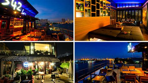 top bars bangkok top 5 bangkok riverside rooftop bars siam2nite