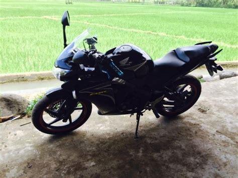 cvr motorcycle honda cvr 150 cc fi used philippines