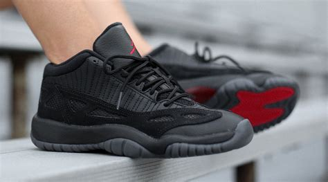 Retro Le by The Referee Air 11 Low Ie Release Is Finally Near