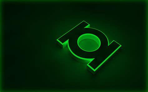 green lantern logo wallpaper  wallpapersafari