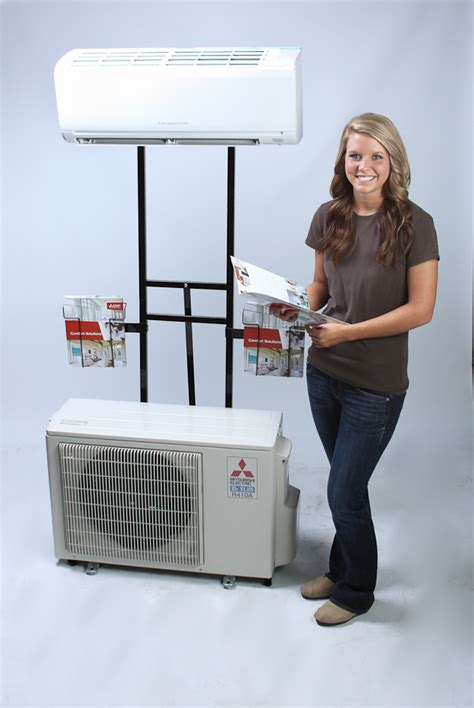 mitsubishi ductless heating and cooling units mitsubishi ductless mini split 21 seer 9 000 btu h cooling