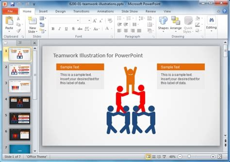 Poster Presentation Templates For Powerpoint Illustrator Presentation Templates
