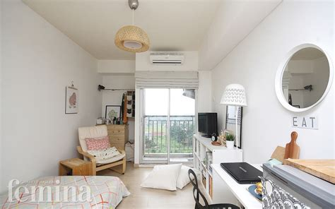 design interior apartemen 36m2 tip dekorasi apartemen dari desainer interior yuni jie