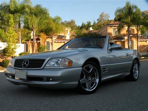convertible mercedes 2000 2000 mercedes sl500 convertible 117650