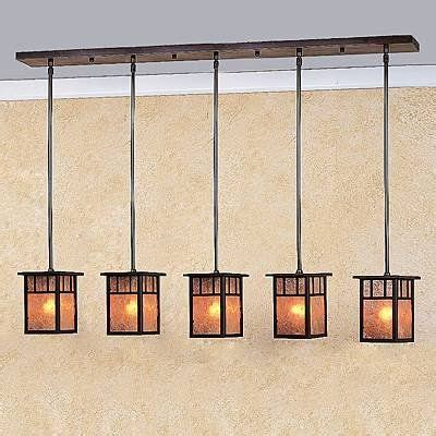 mission style kitchen lighting 8 best craftsman style chandeliers images on pinterest