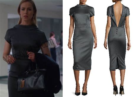 Shiny Fashion Tvs 25 High Challenge by Suits Season 5 Episode 25 S Grey Dress