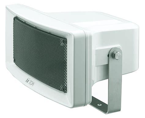 Speaker Toa Outdoor cs 154 toa corporation