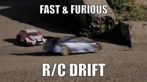 Drift Meme - this epic r c style fast furious 6 trailer is better