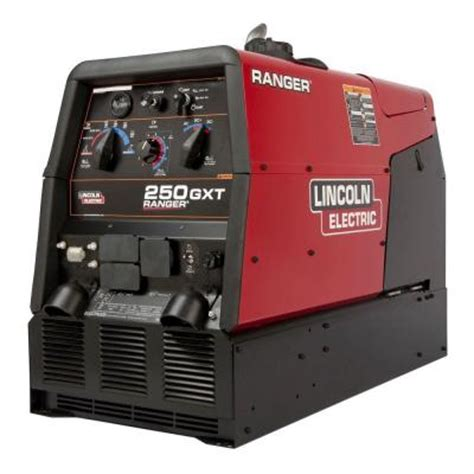 lincoln electric ranger 250 gxt engine driven stick welder