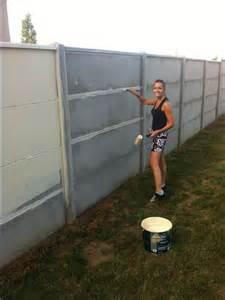 peinture mur ext 233 rieur cr 233 ation terrasse jardin