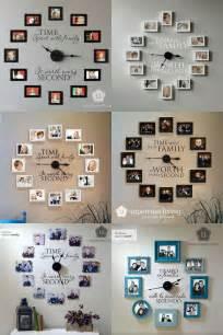 diy wall ideas best 25 family wall photos ideas on photo