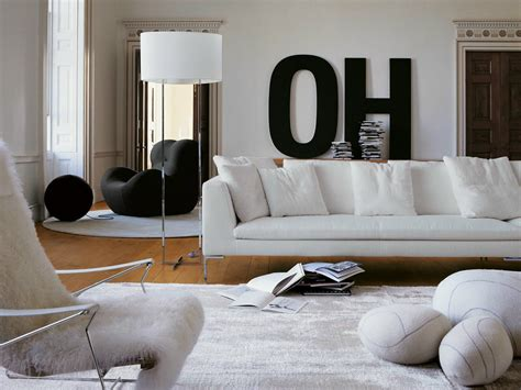 b b italia charles sofa price charles large sofa by b b italia design antonio citterio