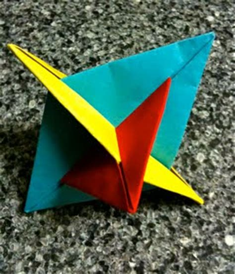 Xyz Origami - the origami hen xyz diamonds