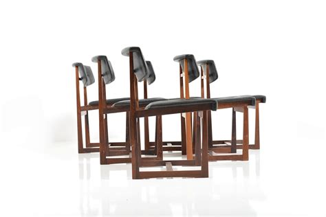 set of 6 dining room chairs set of 6 danish dining chairs in palisander room of art