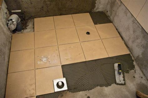 how do you lay tile in a bathroom how to install tile like a pro