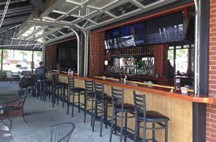 indoor bar dilworth neighborhood grille s patio got a facelift and