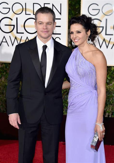 23 Matt Damon Wife Exclusive Pictures ? WeNeedFun
