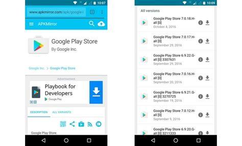 Play Store Apk Mirror Como Instalar A Play Store No Android Dicas E