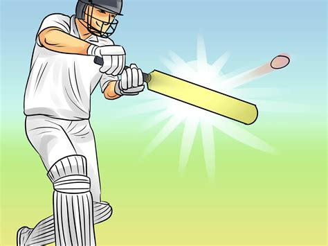 How To Make Paper Cricket Bat - 2 easy ways to improve your batting in cricket wikihow