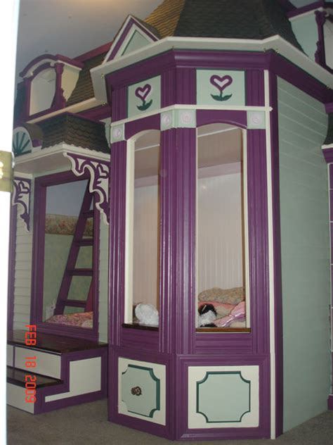 cottage loft bed colette s victorian cottage bunk bed