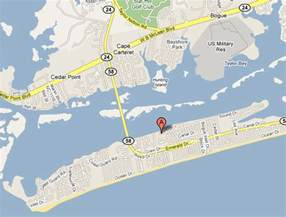 emerald island carolina map emily costello and adam strohbeck s wedding website