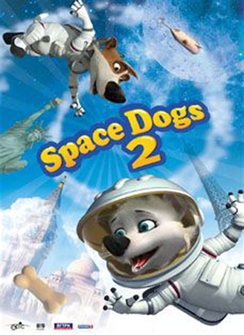 A Spacedogs Tale space dogs 2 adventure to the moon epic pictures