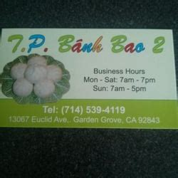 Garden Grove Ca Business License Renewal Tp Banh Bao 2 Garden Grove Ca United States 3