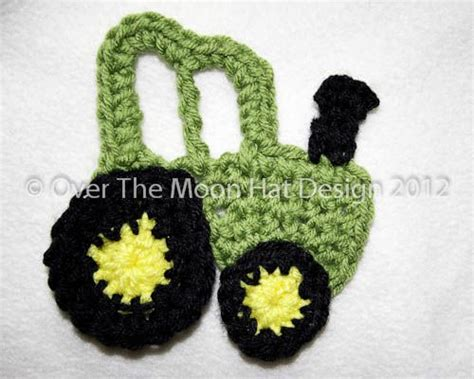 free tractor knitting pattern deere tractor applique free pattern boys