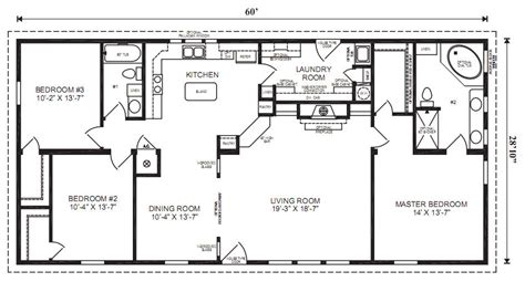 Mobile Homes Floor Plans by The Margate Modular Home Floor Plan Jacobsen Homes Home