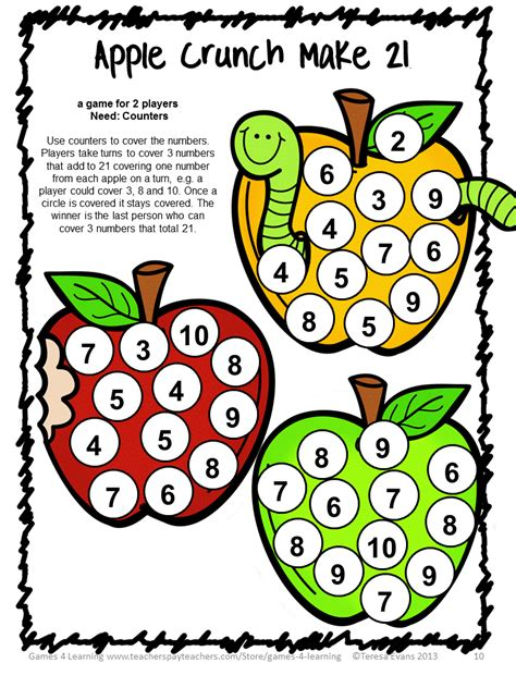 printable games algebra fun games 4 learning september 2013