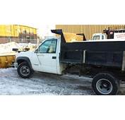 Sell Used 2000 Chevy K3500 Dump Truck Low Miles In Everett