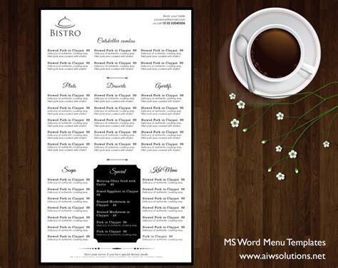 design amp templates menu templates wedding menu food
