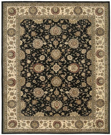 nourison 2000 rugs nourison 2000 2204 midnight traditional area rug carpetmart