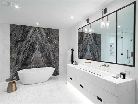 nyc bathroom design d 233 coration salle de bain contemporaine