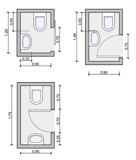 smallest bathroom dimensions 25 best ideas about small toilet room on pinterest
