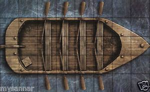ebay pathfinder boats dungeons dragons row boat gamemastery d d pathfinder map