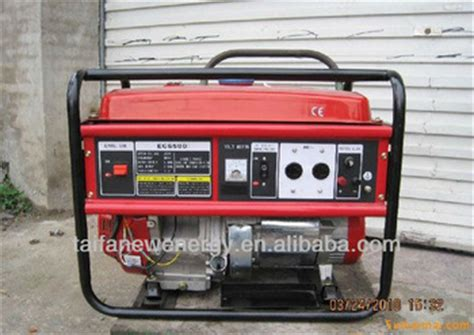 0 8kvaportable water powered generator gasoline generators