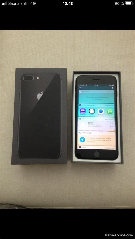 for sale iphone 8 plus 64gb helsinki uusimaa nettimarkkina