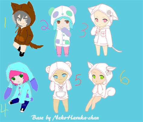 Dress Cibi chibi hoodie collab by mikufan84 on deviantart