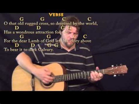 johnny paycheck rugged cross the rugged cross guitar lesson doovi