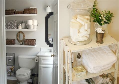 Storage Ideas For Small Bathroom Bathroom Storage Solutions For Small Spaces Ward Log Homes