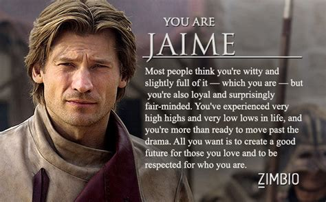 what of thrones character am i which of thrones character are you