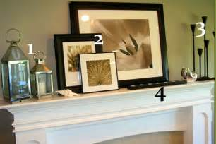 tips and tricks for decorating your fireplace mantle