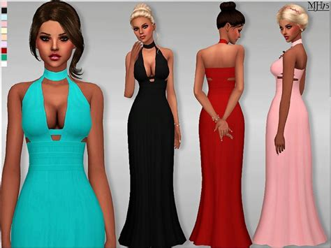 dresses sims 4 download 70 best images about sims 4 long dress on pinterest the