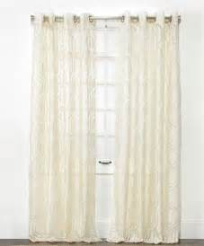 Grommet Top Curtains Maison Argos Grommet Top Curtain Panel Ivory Panels Drapes Curtains