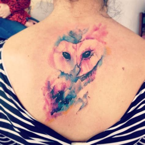 tattoo watercolor quebec 68 best owl tattoo images on pinterest owls tattoo