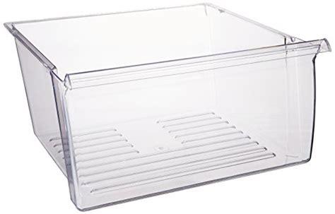 kenmore elite refrigerator crisper drawer cover 2188661 oem factory original whirlpool kenmore maytag