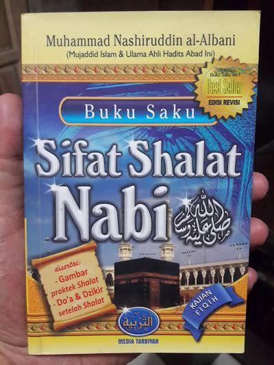 Panduan Praktis Tahajud Fajar Dhuha Istikharah buku saku sifat shalat nabi oleh syaikh albani toko muslim title