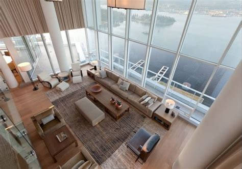 home design furniture vancouver contemporary penthouse interior design in vancouver by
