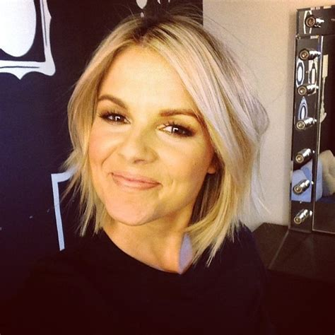 Ali Fedotowsky Bob Hairstyles | another celeb gets a bob can you guess who celebrity